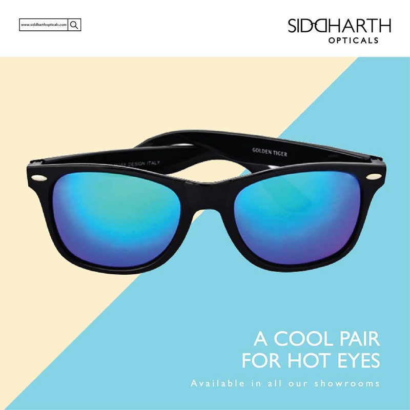 b8a1983045b A number of women get it while visiting an opticals shop in greater  kailash. Check-out exclusive designs of thick rimmed sunglasses at Siddharth  Opticals.