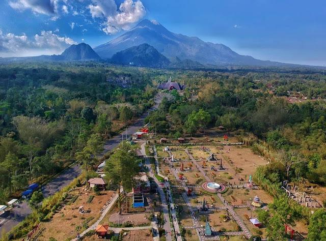 Merapi Park Sleman Yogyakarta