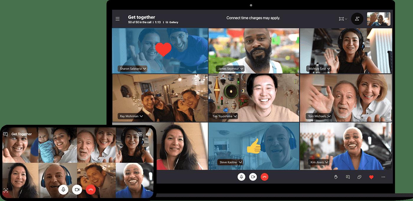 Ecco le novità in Skype con l'ultimo aggiornamento