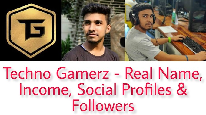 Techno Gamerz - Channel Owner Name, Income, Social Profiles & Followers