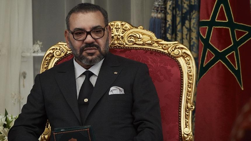 جلالة الملك محمد السادس  يعزي في وفاة الفنانة شامة الزاز