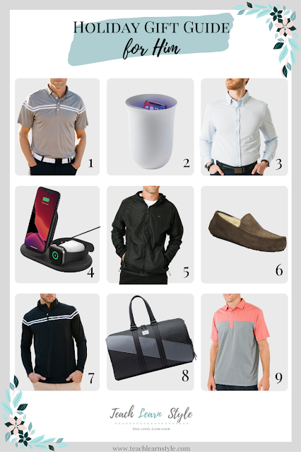 best holiday gift guides 2020,gift guides for him, Christmas gift ideas, gift guide for men, zyia, gift ideas for men, guys gift guide