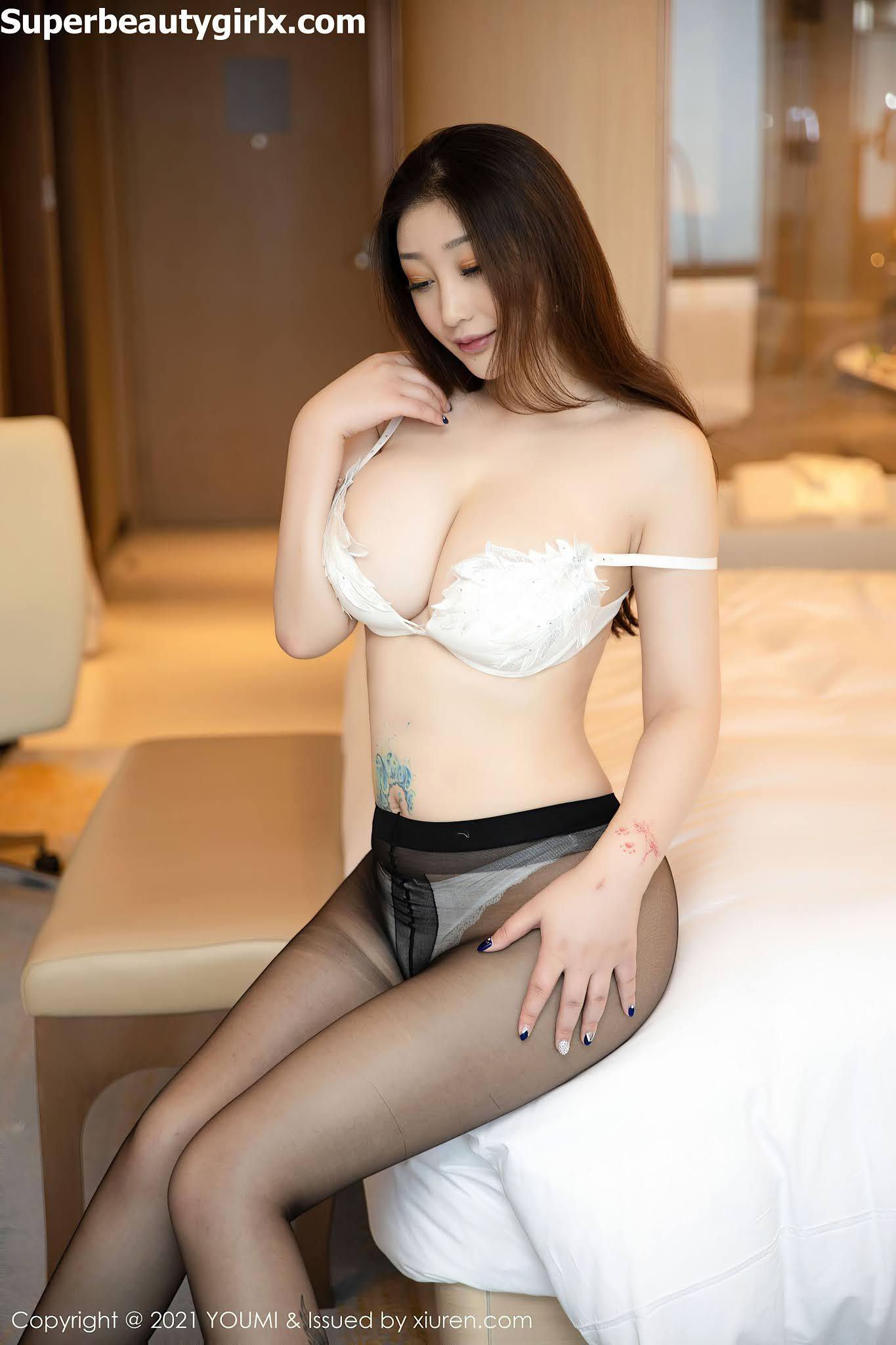 YouMi-Vol.607-Daji-Toxic-Toxic-Superbeautygirlx.com