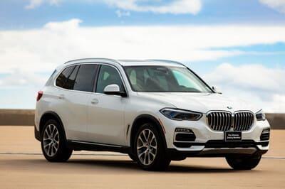 معلومات عن تصميم BMW X5 2019