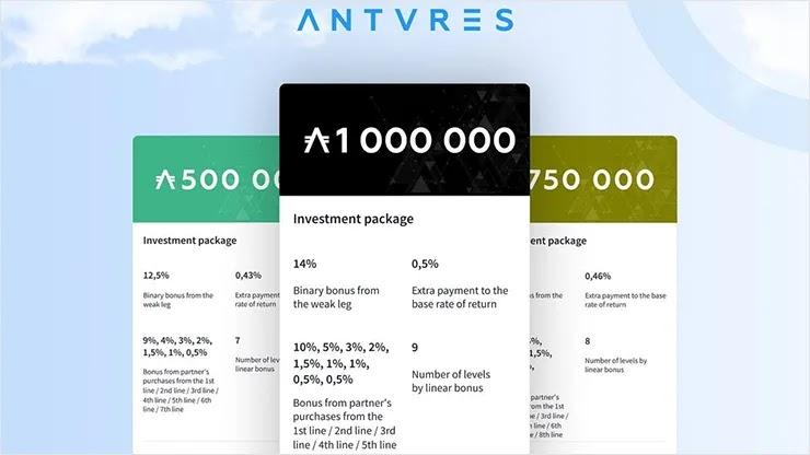 Изменения в Antares Trade
