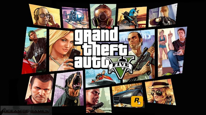 GTA 5 Free Download - games atlantic