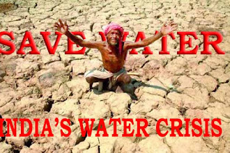 Water Crisis in India :How to deal with it.