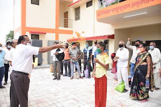 34 मरीज हुए ठीक, सम्मान के साथ भेजे गए घर | #NayaSabera