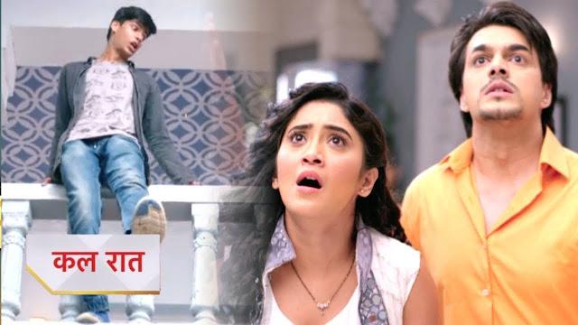 Spoiler Alert : Kartik Naira's new dilemma post Luv Kush's suicide drama in YRKKH