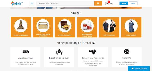 Kreasiku Blibli.com