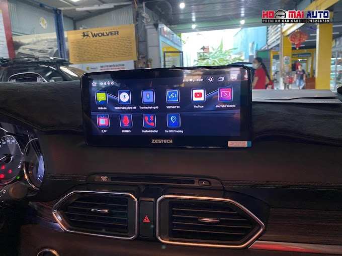 DVD ANDROID MAZDA CX5