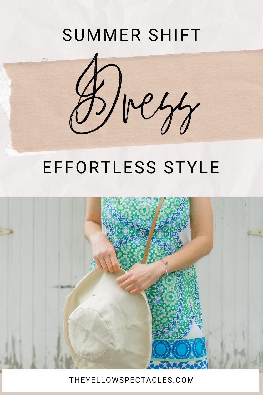 Affordable Summer Shift Dresses