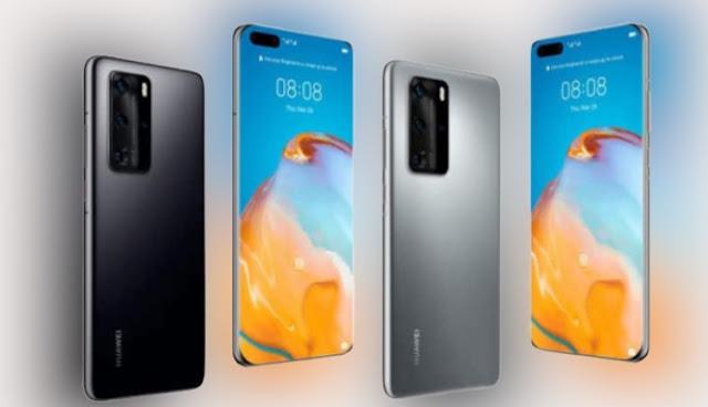 سيكلف 1000euro  Huawei P40 Pro وسيحتوي على شاشة OLED أكبر مقاس 6.58 بوصة مع معدل تحديث 90 هرتز ودقة 1200 × 2640 بكسل. سيحتوي ثقب الثقب المزدوج في الزاوية اليسرى العليا على كاميرا سيلفي 32 ميجابكسل ومستشعر عمق ومستشعر ثلاثي الأبعاد تأمين تأمين الوجه.