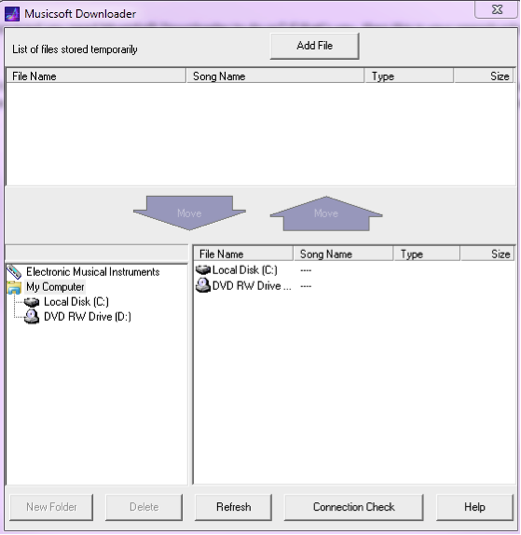 yamaha musicsoft downloader