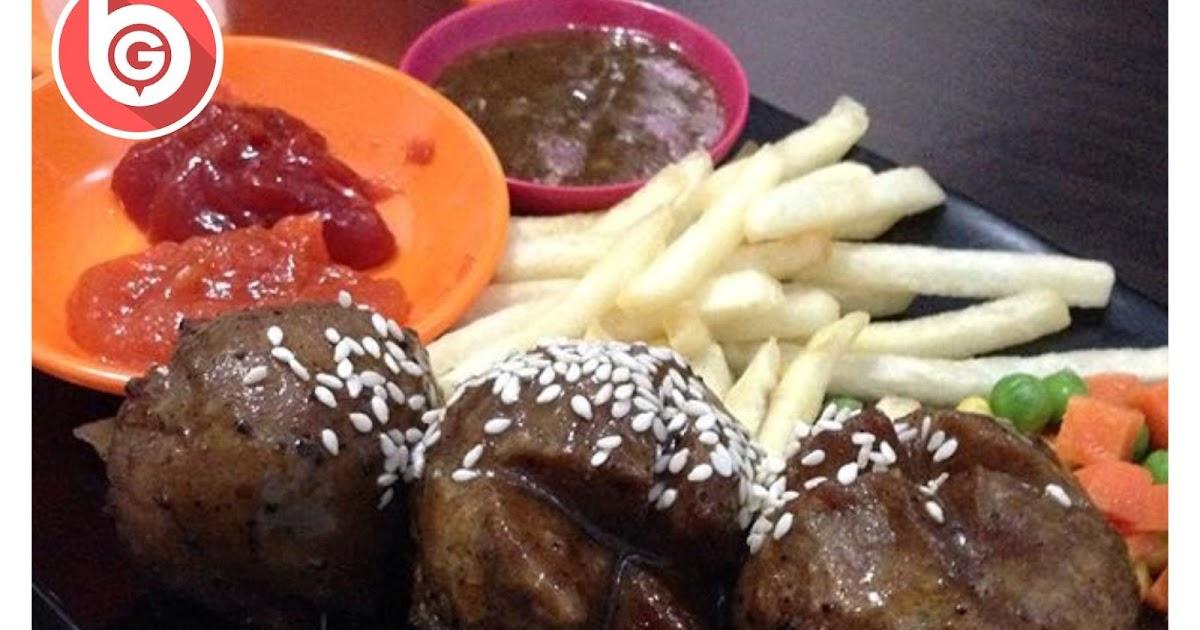 Bakso Cimboel: Bakso bakar pertama di Bandung! | Bakso Guide