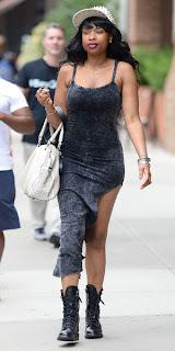 Jennifer Hudson's Thighs Wrinkles, Loose Skin On Legs ...