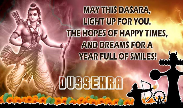 Dussehra Best Quotes Photo