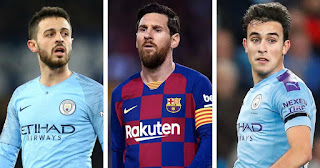 Man City Makes €100m Plus 3 Players Offer For Leo Messi
