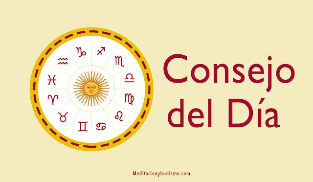 Consejo del día - Domingo 28 de Octubre