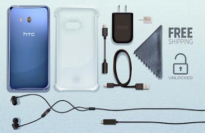 HTC U11 Manual