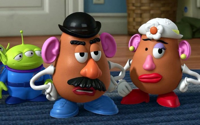 Horrorthon Mr Potato Head Is Back Don Rickles Returns