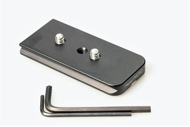 Hejnar H132 Lens Plate w/ tools
