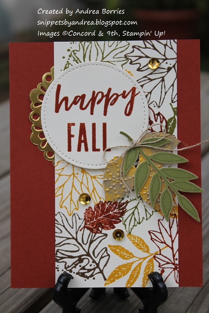 Snippets: Happy fall!
