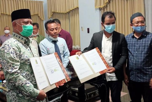Kabar gembira untuk warga Lombok Timur yang ingin kerja ke Dubai