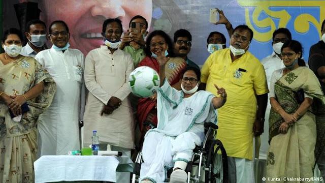 बंगाल में दीदी की वापसी पर खुद चुनाव हारीं