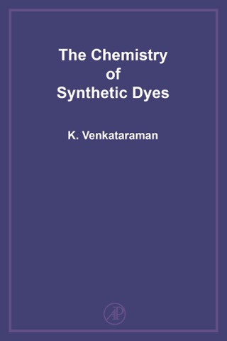 The Chemistry of Synthetic Dyes, Volume VIII