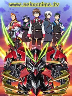 Valvrave the Liberator S2