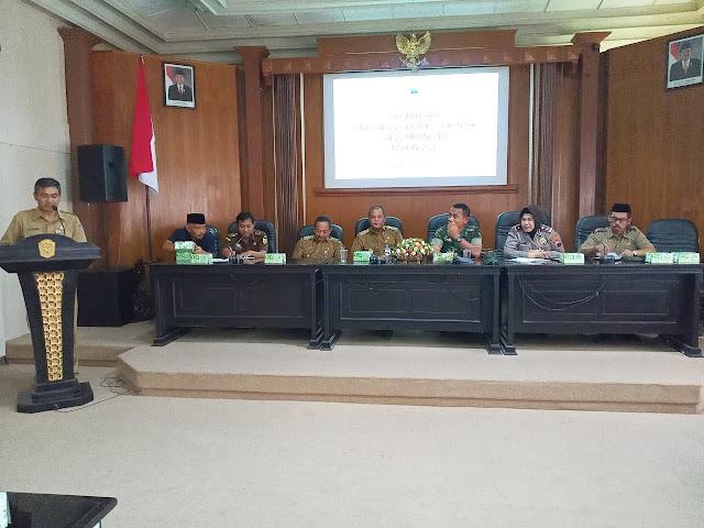 KodimKaranganyar - Sosialisasi Persiapan Pilkades Serentak Gelombang III Tahun 2019
