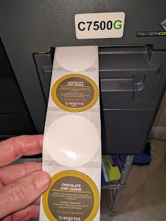 Too Large Label Format Error