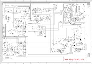Electro help: Onida Ultima Chassis CRT TV Circuit Diagram