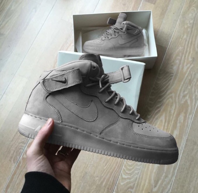 khaki nike shoes