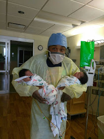 Exclusive: Johnpaul Nwadike And Wife Welcome Twin Boys (photos/video)