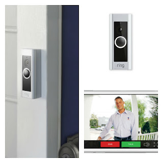 A good gift for the person who isn't home a lot would be the Ring doorbell.