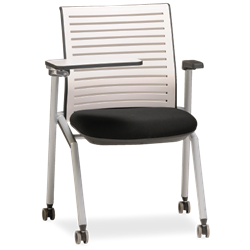 SitWell Tagalong Tablet Arm Training Room Office Chair