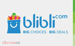 Logo BliBli - Online Mall - Download Vector File CDR (CorelDraw)