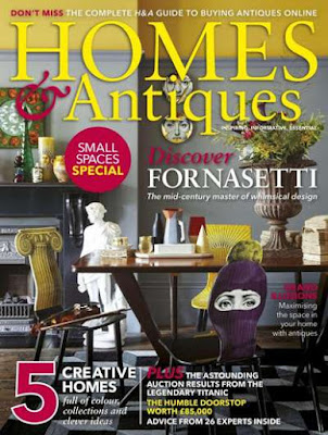 Homes & Antiques – February 2017