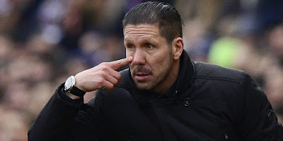 Simeone Hindari Extra Time Lawan Madrid