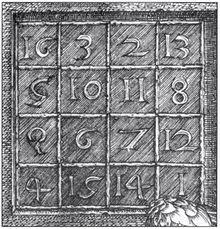 quadrado+de+albeth+durer - Quadrado