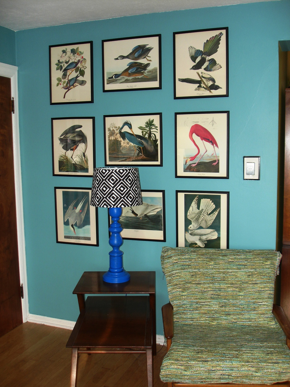 Black Kat's Design: Updates to the Living Room