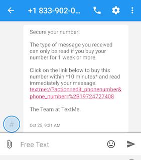احصل على رقم أمريكي مجاني لـ WhatsApp