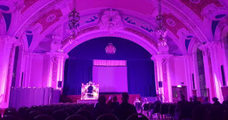 Stockport Town Hall Silver Screen Evenings with the Lancastrian Theatre Organ Trust