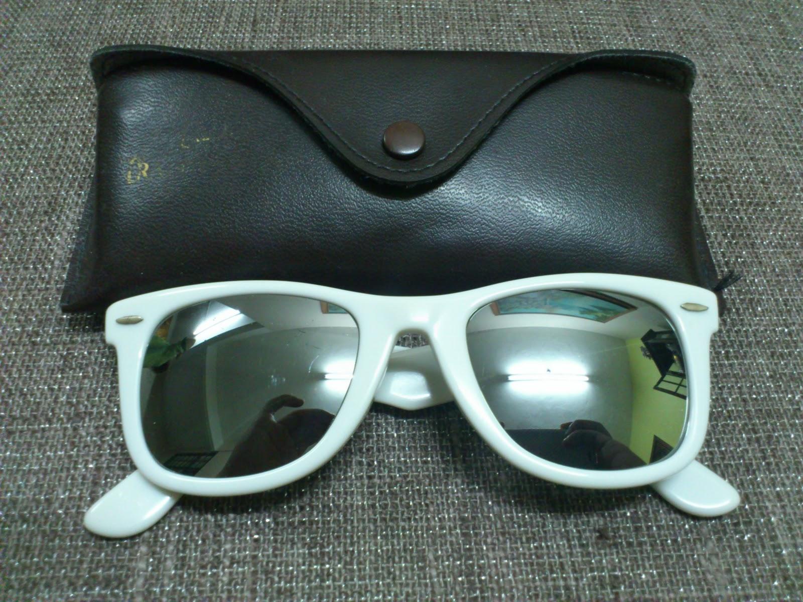0091470e1c Vintage Bausch   Lomb Rayban Sunglasses  (SOLD)Ray Ban Wayfarer ...