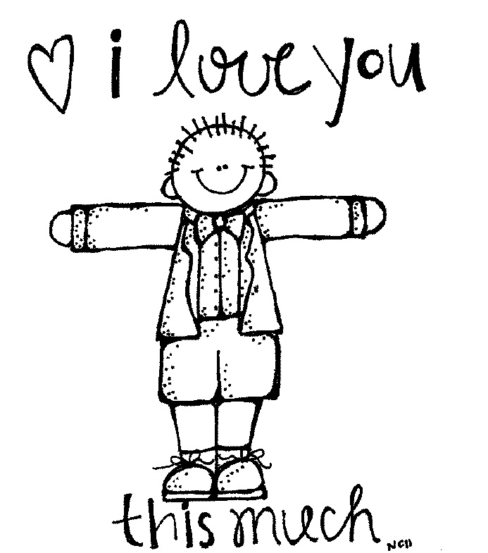 Melonheadz i love you much, guess how much i love you coloring pages