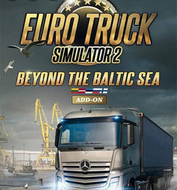 تحميل لعبة euro truck simulator