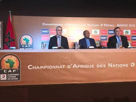 1xBet to sponsor Afcon In Caf New Deal - Cheer On! Nigeria