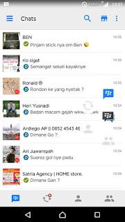 BBM MOD WHITE BBM 2.12.0.11 APK Terbaru